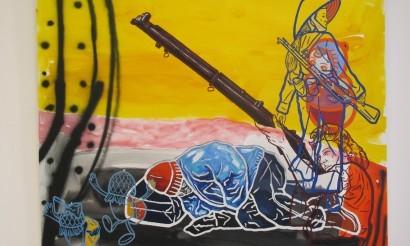 Egy penge művészkarakter berobbanása