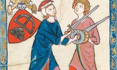Florence és a magyar királyfiak