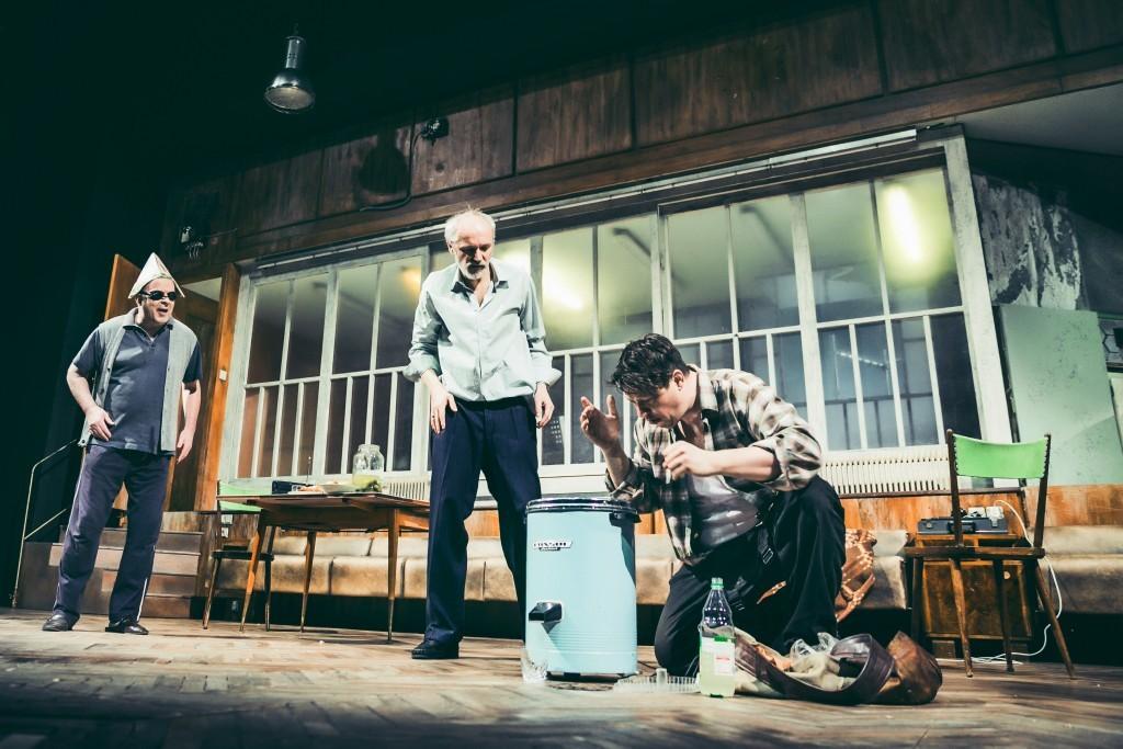 Iwanow von Anton Tschechow _ Regie Victor Bodo