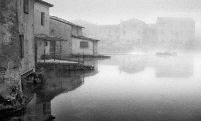 Velencében, november nónája felé