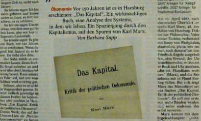 Marx a Der Spiegelben