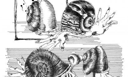 Fábián István rajzai és versei