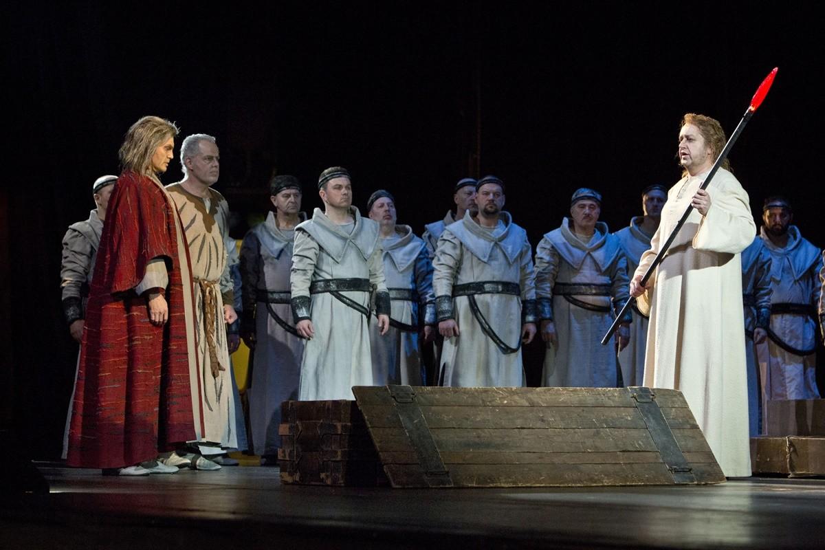 A Parsifal Az Erkel Sznhzban
