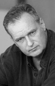 Balikó Tamás (1958-2014) Fotó: Gordon Eszter