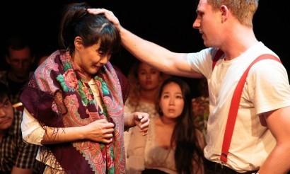 Burák Ádám Hamlet-rendezése az Alexandriai Nemzetközi Fesztiválon
