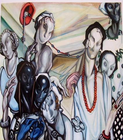 Arcok és álarcok1934
