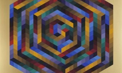 Vasarely-születésnapi hommage