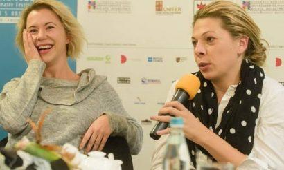 Két magyar színésznő Los Angelesből