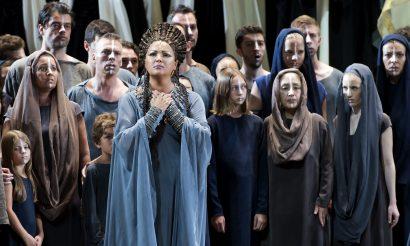 Aida, Netrebkóval