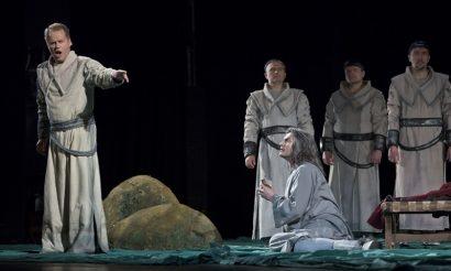 A Parsifal az Erkel Színházban