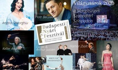 Budapesti Nyári Fesztivál 2020