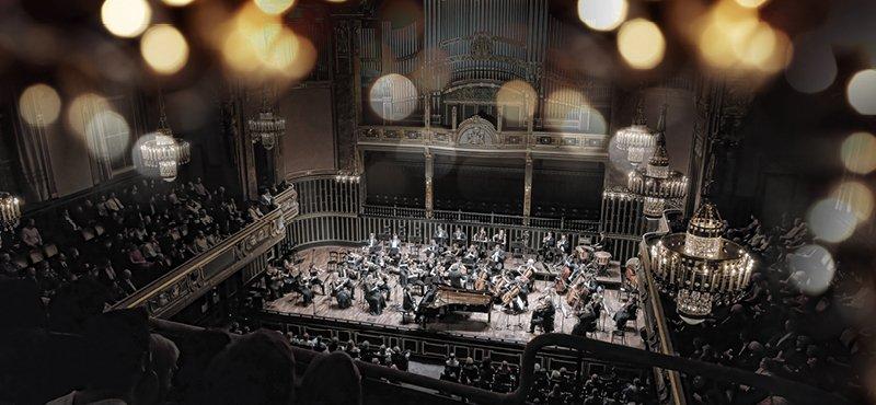Concerto Budapest – ünnepi ajánlatok