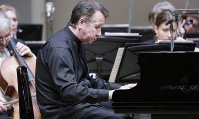 Mihail Pletnyov zongoraestje