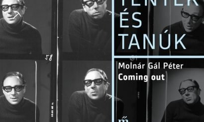 Molnár Gál Péter: Coming out