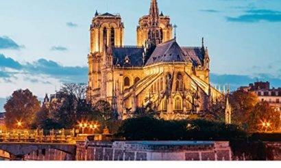 Zeneművek a párizsi Notre-Dame-ért