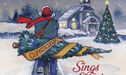 Énekes karácsonyi üdvözlet – Amerikából