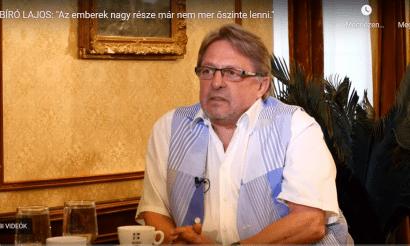 Bíró Lajos séf a FIX TV-n