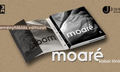 Kabai Lóránt új verseskötete