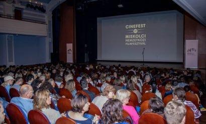 A 17. CineFest díjazottjai